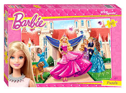 barbie puzzle 4 kids game for android free