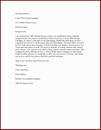 How To Write A Proposal Letter | Doctemplates123