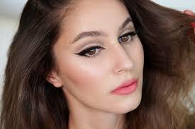 fierce cat eye cut crease makeup tutorial