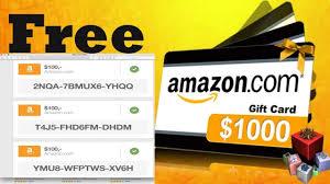 free amazon gift cards no survey unused amazon gift codes
