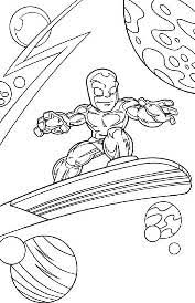 Small Picture Super hero squad coloring pages Printables Pinterest