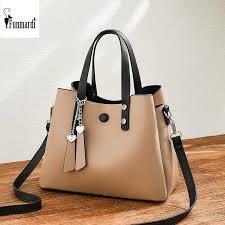 <b>FUNMARDI</b> Fashion <b>Women</b> Crossbody Bag Lock Design <b>Women</b> ...