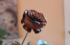 Wood Carving Dremel Carving A Wooden Rose With Dremel Youtube
