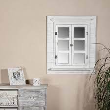 Spiegel Spiegelfenster Dekospiegel Bilderrahmen Deko Real