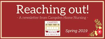 Newsletter Mastheads Newsletter Masthead Campden Home Nursing