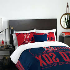 boston red sox comforter set photo 1 of 8 grand slam full queen by northwest twin