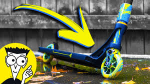 hydro dipping scooters for dummies diy with paint