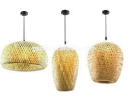 full size of wicker hanging light fixtures rattan pendant lamp vintage retro lighting outstanding modern han