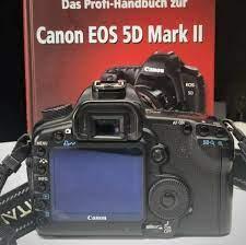 Mieten Leihen Canon EOS 5D Mark II Kamera Zubehör Objektiv /Pacht in  Rheinland-Pfalz - Igel