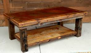 old classic rustic coffee table sets vintage decoration high end quality furniture reclaimed remodel refinished
