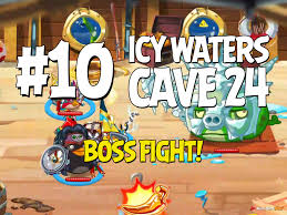 Angry Birds Epic Icy Waters Level 10 Walkthrough