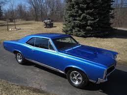 SOLD : 1967 Pontiac GTO Â« Ross Customs