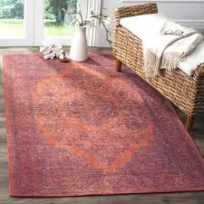 vintage overdyed rugs classic vintage red cotton distressed rug overdyed vintage rugs diy vintage overdyed rugs