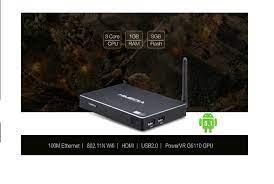HIMEDIA H8 Lite Octa-Core 64Bit 3D 4K UHD Android TV Box 1GB/8GB Network  Player