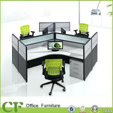 circular office desk. Half Circular Office Desk
