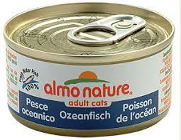 <b>Almo Nature Adult</b> Cat Food Salmon