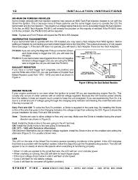 msd 5520 street fire ignition control installation user manual msd 5520 street fire ignition control installation user manual page 10 12