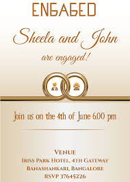 Online Engagement Invitation Cards Free Pin By Delorse Jaimie On Favor Me Pinterest Indian Engagement 6