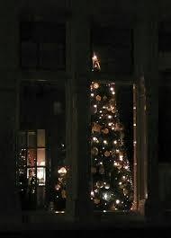 Christmas Tree In Wooden Window Stock Illustration I4806342 At Christmas Tree In Window