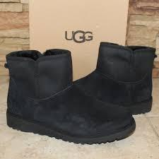New Ugg Katarina Ii Waterproof Suede Boots Boutique