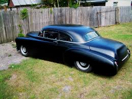 1950 Chevrolet Styleline - Information and photos - MOMENTcar