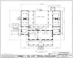 fileumbria plantation architectural plan of main floorpng architecture drawing floor plans