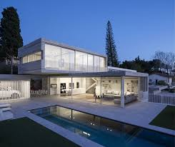 architectural drawings of modern houses. Gallery Of Dual House / Axelrod Architects + Pitsou Kedem - 1 Architectural Drawings Modern Houses