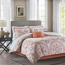 madison park bedding. Fine Bedding Madison Park Essentials Serenity King Size Bed Comforter Set In A Bag   Coral On Bedding N