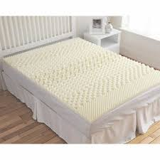 Foam mattress topper Egg Box Costco Wholesale Isotonic 7zone Memory Foam Mattress Topper