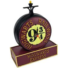 harry potter harry potter desk alarm clock 15 liked on polyvore featuring