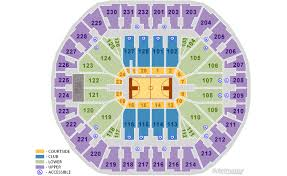 Oracle Arena Seating Chart Warriors Game Bedowntowndaytona Com
