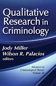 advances in criminological theory routledge qualitative research in criminology advances in criminological theory book cover