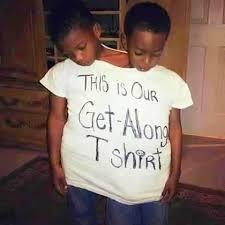 Get Along Shirt | Know Your Meme via Relatably.com