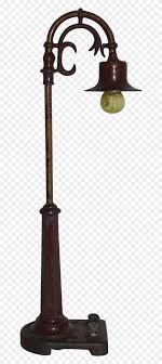 Oil Column Light Fixture Lamp Street Lighting Clipart Old Lamp