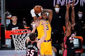 los angeles lakers vs miami heat 10 9