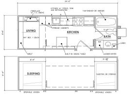 tiny house trailer plans free fresh small house trailer floor plans unique little house the trailer