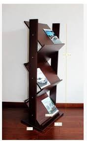 newspaper rack for office. a wooden magazine rack newspaper office book propaganda frame display for g