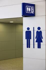 In Liberal Communities Transgender Bathroom Laws Worry Parents - Bathroom locker