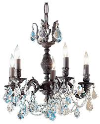 cau imperial aged pewter crystal