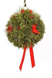 Christmas Kissing Balls, by Crete Plantations Inc.