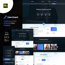Muse Website Templates Awesome 28 Muse Templates Adobe Muse Templates Muse Themes Template