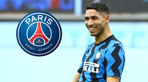 PSG new signing Hakimi meets Pochettino begins training - Trending news for  you