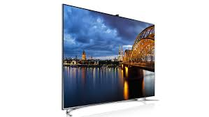 samsung tv 8 series. samsung series 8 smart tv review: beauty without borders tv s