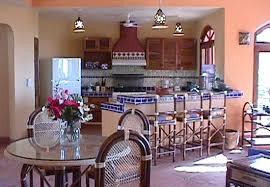 Modern Mexican Kitchen Design