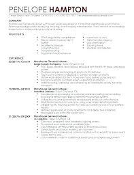 Homemaker Resume Sample Best Of General Resume Objective Statement Resume General Objective Examples