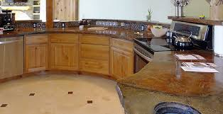 the pros and cons of concrete countertops