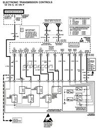 4th gen lt1 f body tech aids 4l60e transmission controls schematic