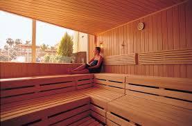 Sauna oder einer Schwitztherapie?