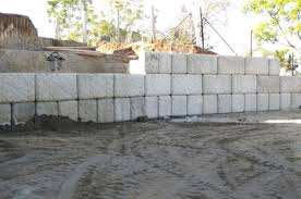 Small Picture Large Concrete Block Retaining Walls iBRS Inc
