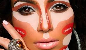 skin contouring 10 contouring tutorials for every face and skintone kim kardashian inspired